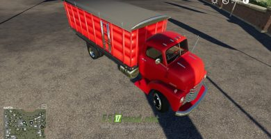 Мод на 1948 Chevy Grain Truck для игры Farming Simulator 2019