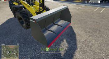 Biobeltz Light-Weight Bucket