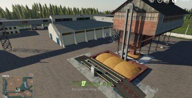 Мукольный завод