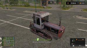 Мод на трактор Т-4 Приват для игры Farming Simulator 2017