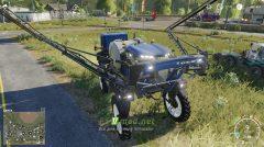 Мод на New Holland Опрыскиватель Eagle355th для игры Симулятор Фермера 2019