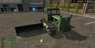 Мод на T-100M для игры Farming Simulator 2017