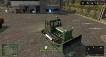 трактор T-100M