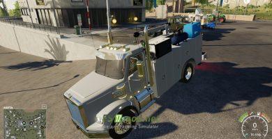 Freightliner Service Truck