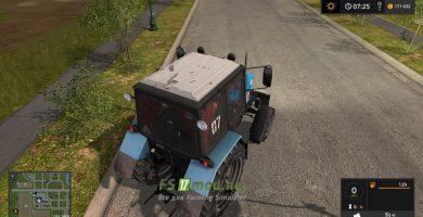 Mод на трактор MTЗ 82 .1