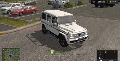 Мод на Mercedes-Benz G65 AMG (BR.463)