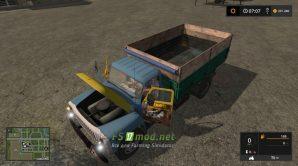 Мод на ГАЗ-53 для игры Farming Simulator 2017