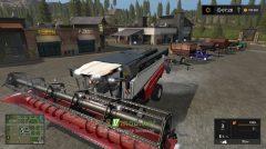 Мод на РСМ 161 для игры Фермер Симулятор 2017