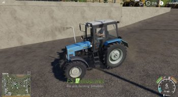Мод на МТЗ-892.2 для игры Farming Simulator 2019