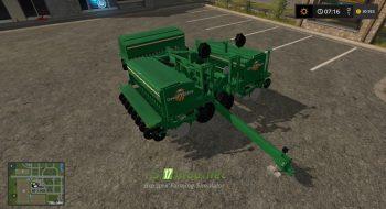 Мод на Great Plains 3S-3000HD