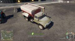 грузовик ЗИЛ 130 ЗСК