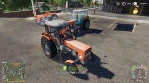 Мод на Ursus 360 Edit для игры Фермер Симулятор 2019
