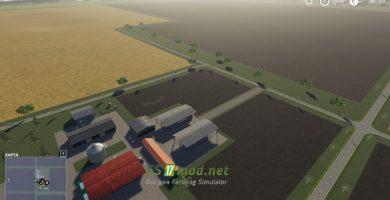 Мод на Banzkow in Mecklenburg для игры Фермер Симулятор 2019