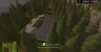 Мод на карту «Горшкова земля» для игры Farming Simulator 2017
