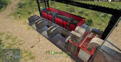 Mод на TMR Mixer для игры Farming Simulator 2019