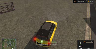 автомобиль Mini Clubman R55