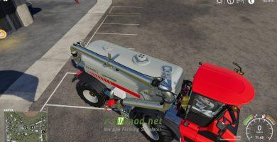 Mод на Holmer Terra Variant DLC для игры Фермер Симулятор 2019