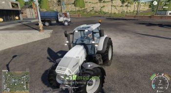 Мод на трактор Lamborghini R7.220