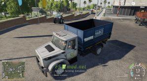 Mод на ЗИЛ 4331 для игры Farming Simulator 2019