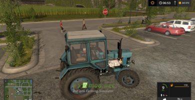 МТЗ-82.1 трактор