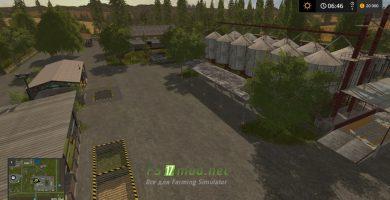 Мод на карту «Регион 18» для игры Farming Simulator 2017