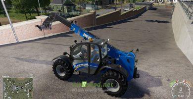 Мод на New Holland LM 7.42 для игры Фермер Симулятор 2019