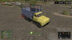 ГАЗ 52 Желтый
