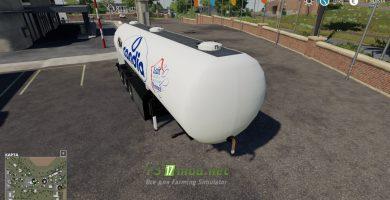 Trailer Milk Candia