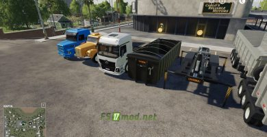Brazillian Truck Pack By Farm Centro-Sul
