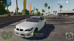 Mод на BMW M5 E60