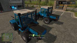 трактор ХТЗ-17021