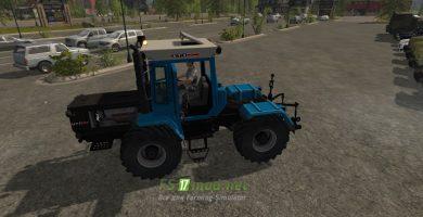 Mод на трактор ХТЗ-17021