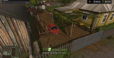 Мод на карту Новосветловка для игры Farming Simulator 2017