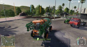 Mод на Stara Imperador 3 для игры Фермер Симулятор 2019