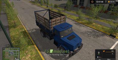 ЗИЛ 4331 грузовик
