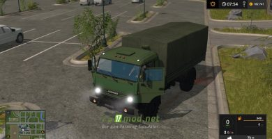 КАМАЗ 4350
