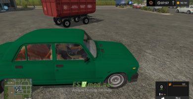 Мод на ВАЗ 2105 для игры Farming Simulator 2017